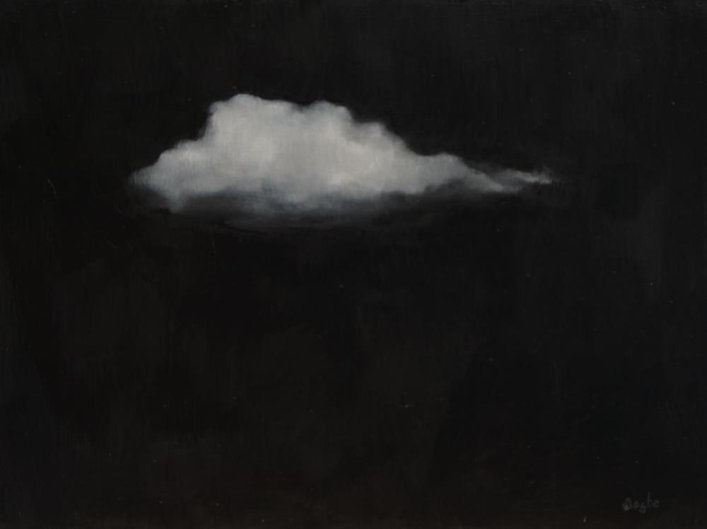 """Black Sky"" original fine art by Angela Ooghe"