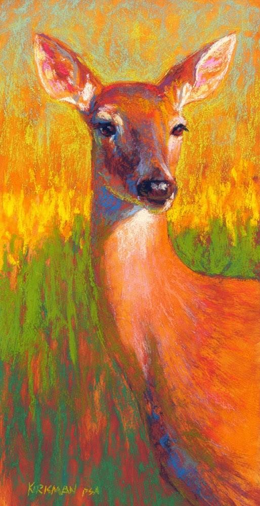 """Willow"" original fine art by Rita Kirkman"