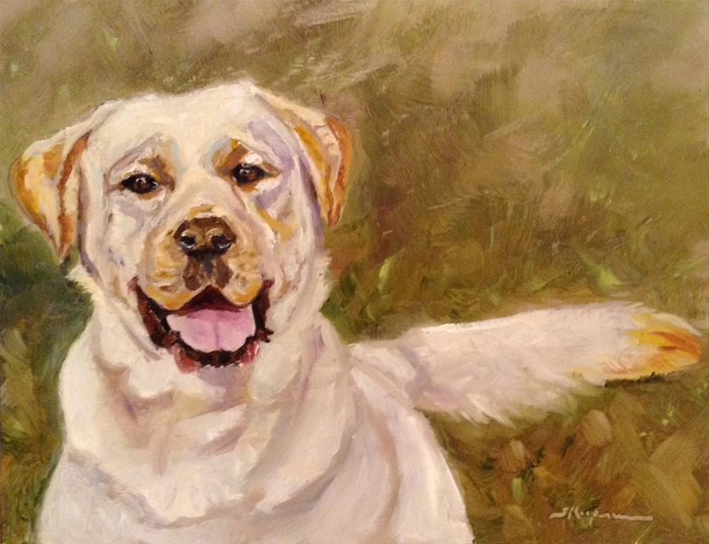 """Stuart"" original fine art by Shelley Koopmann"