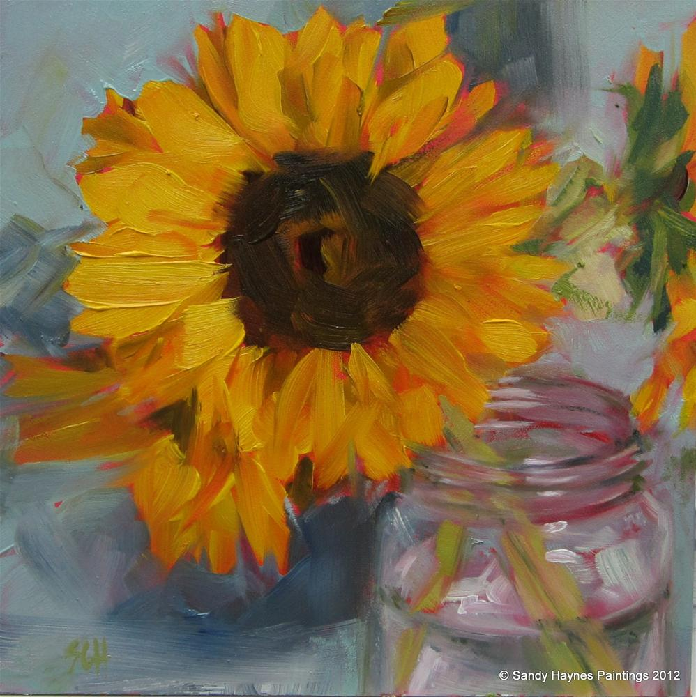"""Original variety"" original fine art by Sandy Haynes"