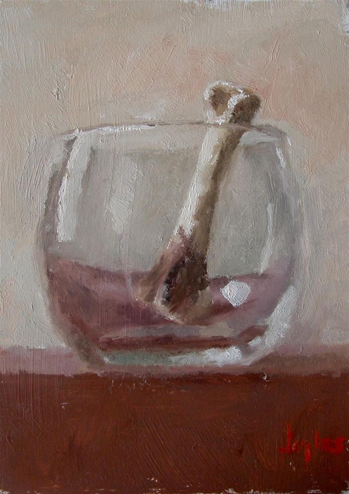 """Bone Dry"" original fine art by Richard Jones"