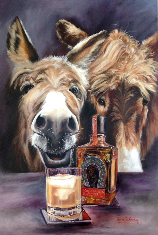 """""""Don K Quila (c) by Joye DeGoede"""" original fine art by Joye DeGoede"""