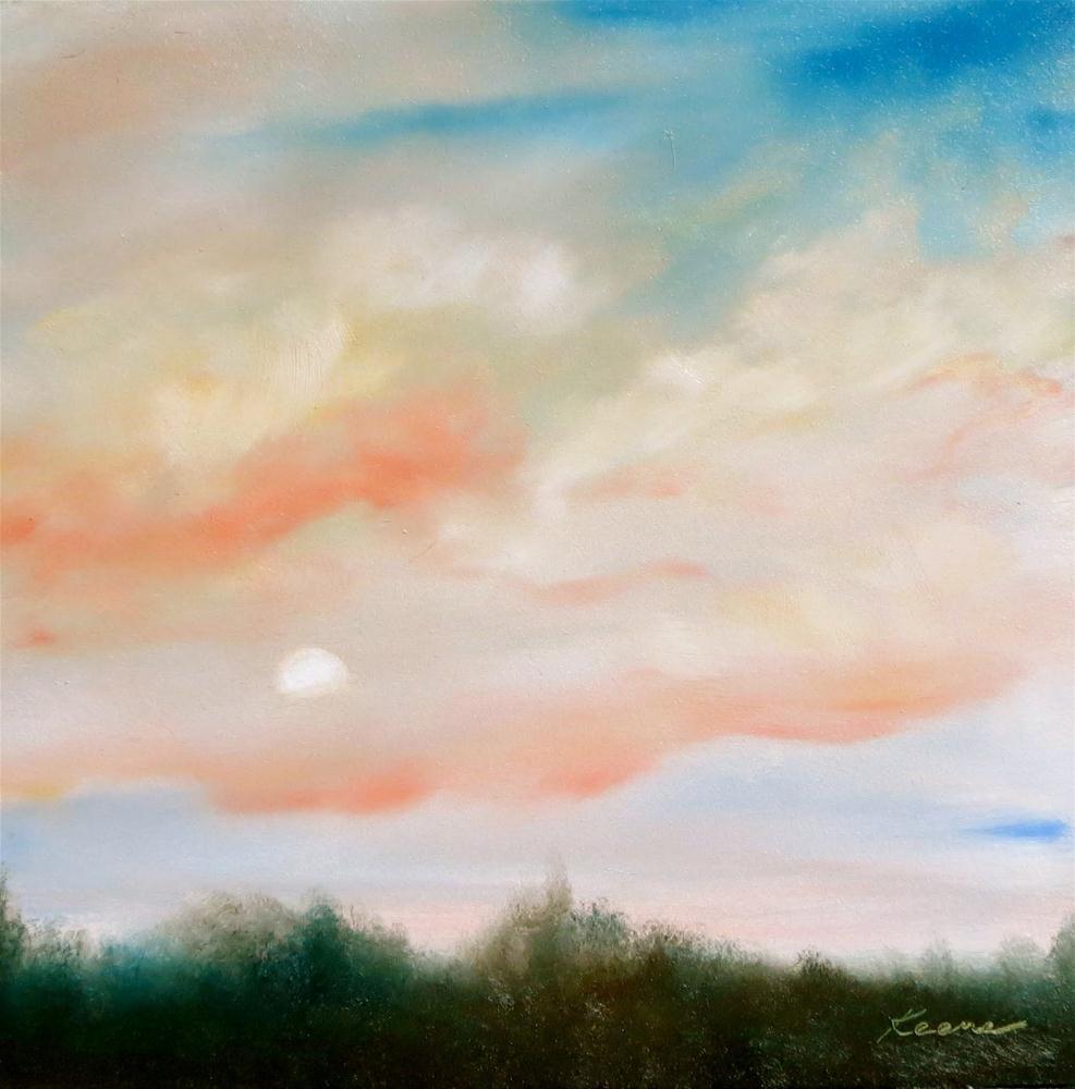 At Joanie's original fine art by Carol Keene