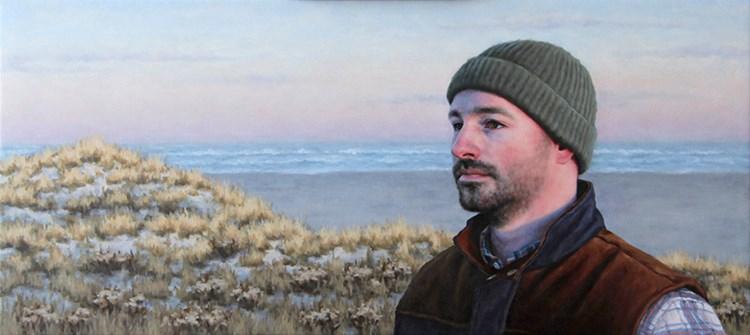 """""""Ashore"""" original fine art by Sarah Becktel"""