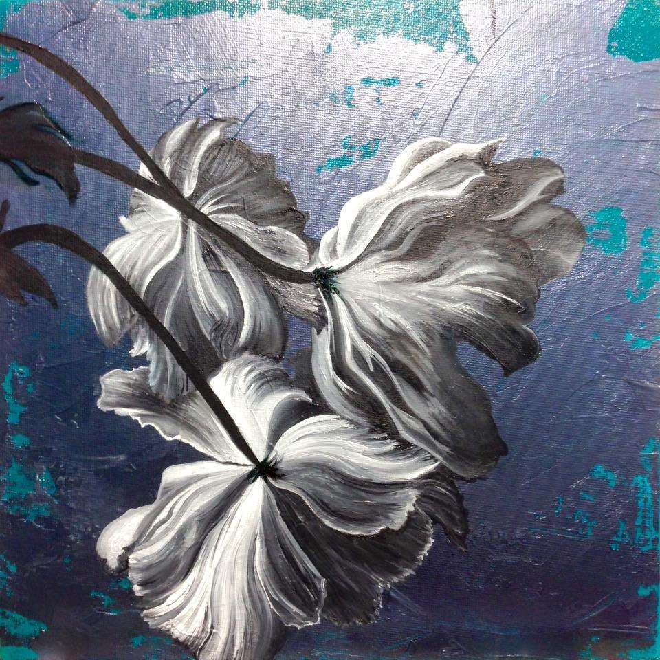 """Still Life"" original fine art by Tiffany Conn"