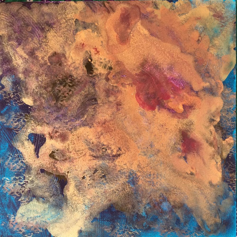 """""""Therm"""" original fine art by Susan Medyn"""