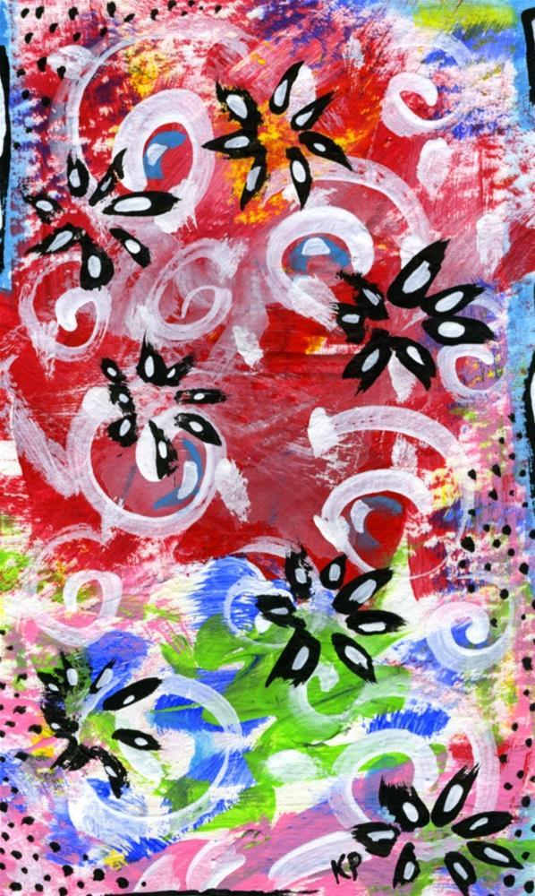 """""""The Lift"""" original fine art by Kali Parsons"""