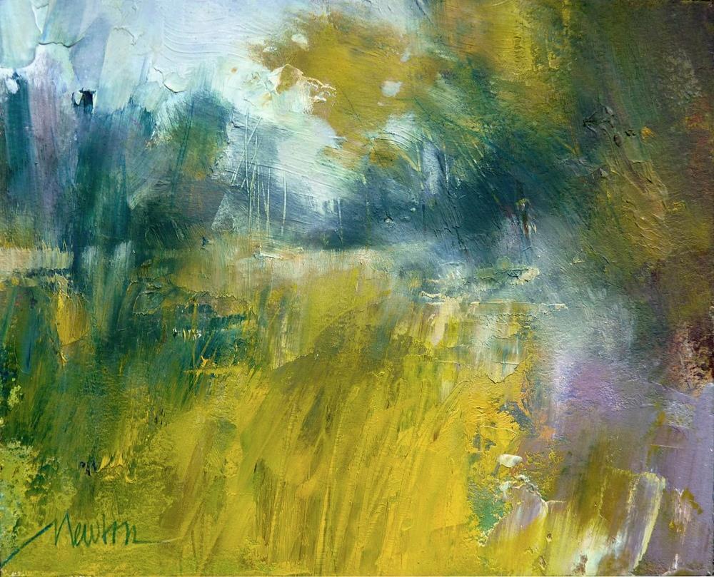 """No Place Like Home"" original fine art by Barbara Benedetti Newton"