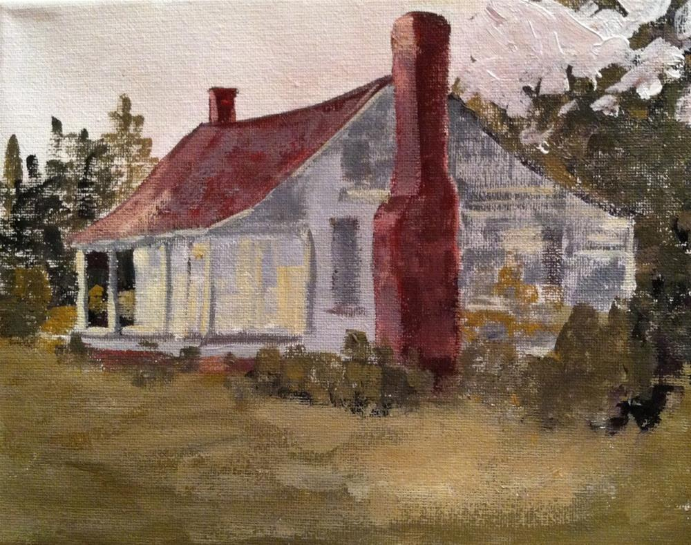 """Zorn Palette Challenge"" original fine art by Christine Parker"
