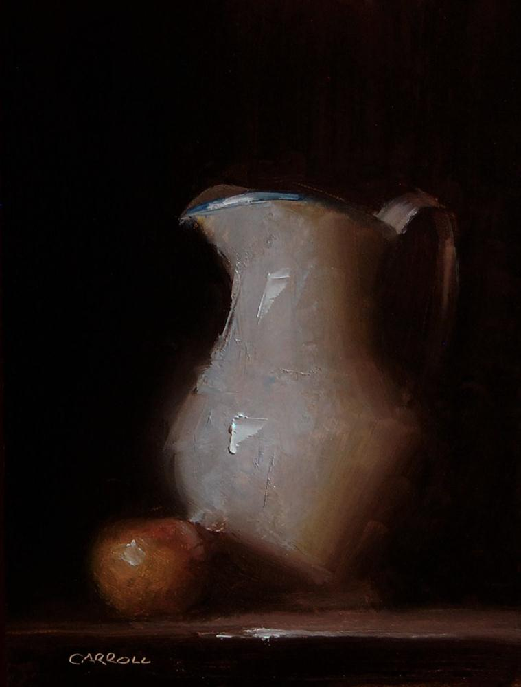 """Jug"" original fine art by Neil Carroll"