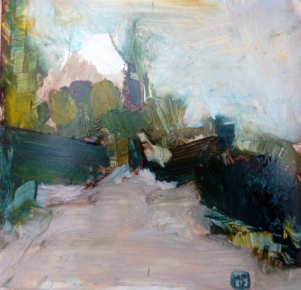 """Natur - Komposition / Nature - Komposition"" original fine art by Mila Plaickner"