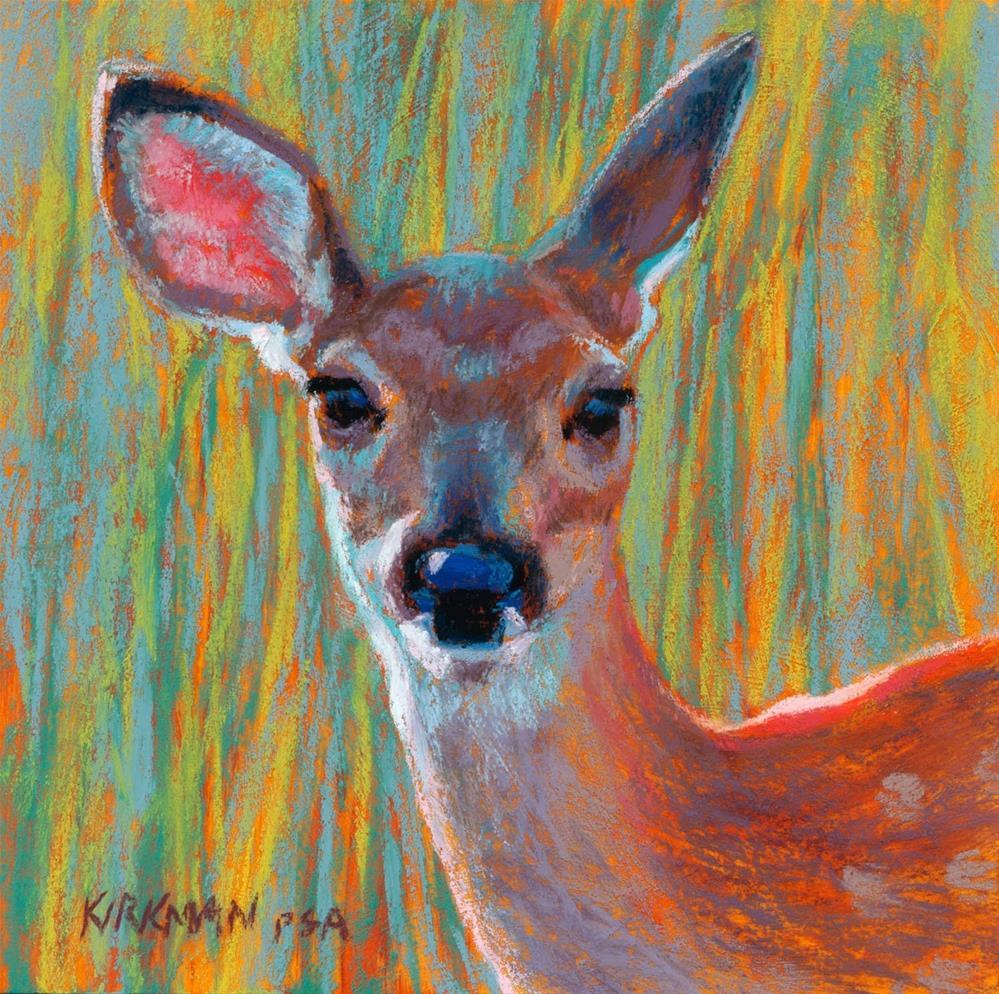 """""""Windsong"""" original fine art by Rita Kirkman"""