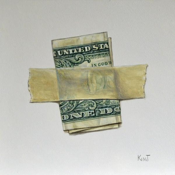 """United "" original fine art by Kim Testone"