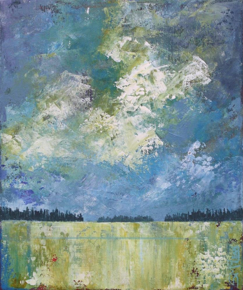 """Cloud Light"" original fine art by Sage Mountain"