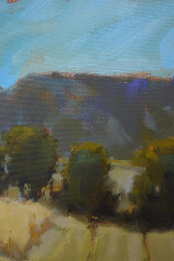 """Summer Harvest"" original fine art by Jane Robertson"