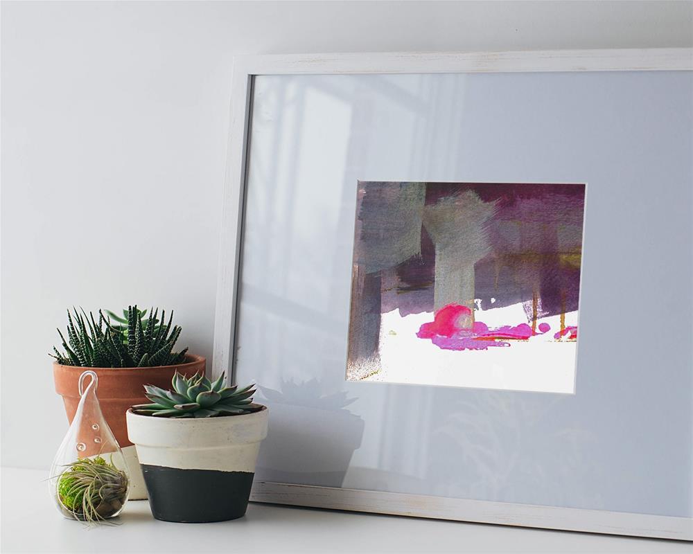 """Orchard"" original fine art by Tonya Doughty"