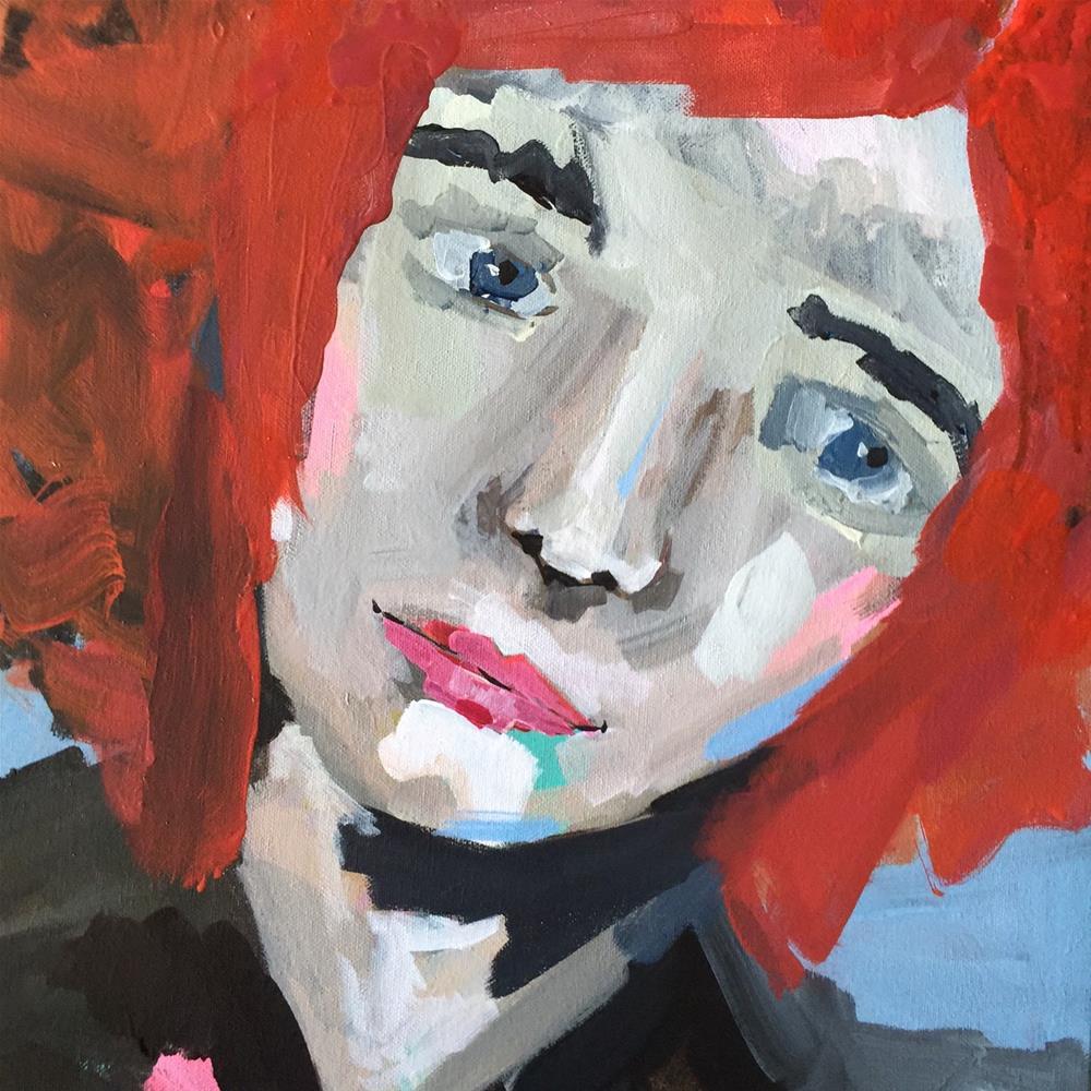 """304 Understudy"" original fine art by Jenny Doh"