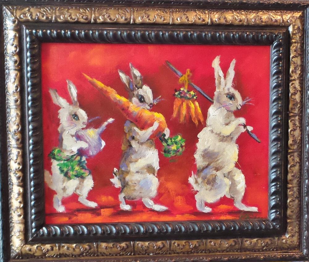"""""""Inheritance"""" original fine art by Susie Monzingo"""