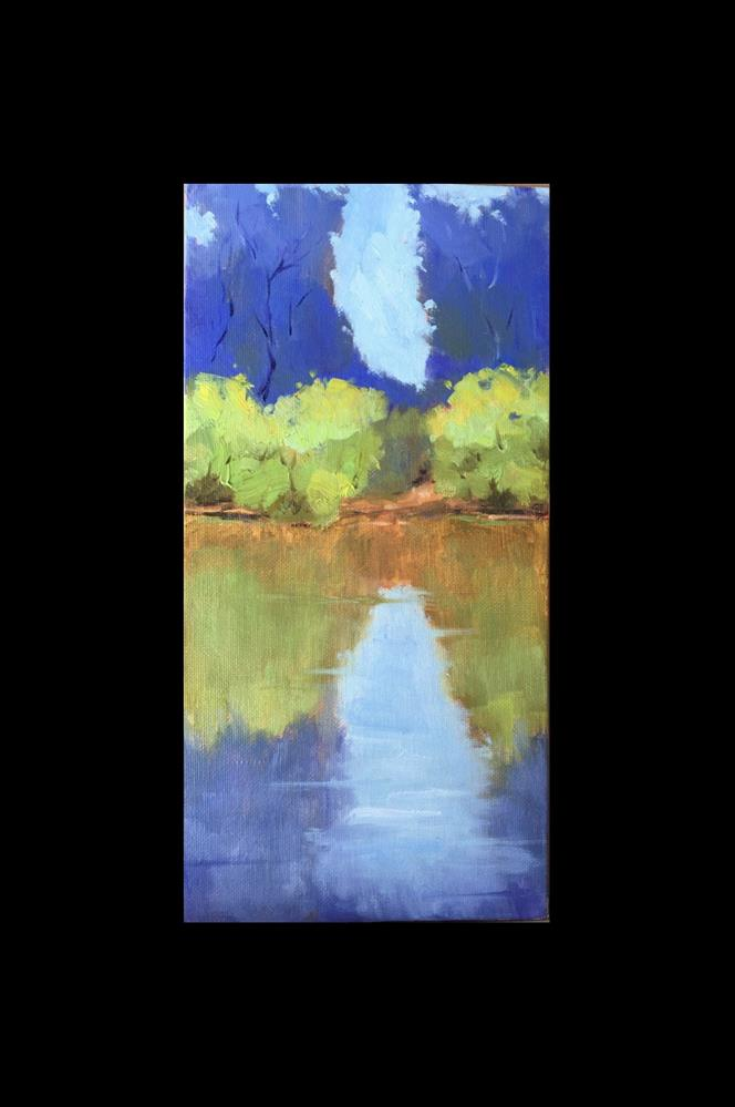 """Slice of Light"" original fine art by Victoria  Biedron"