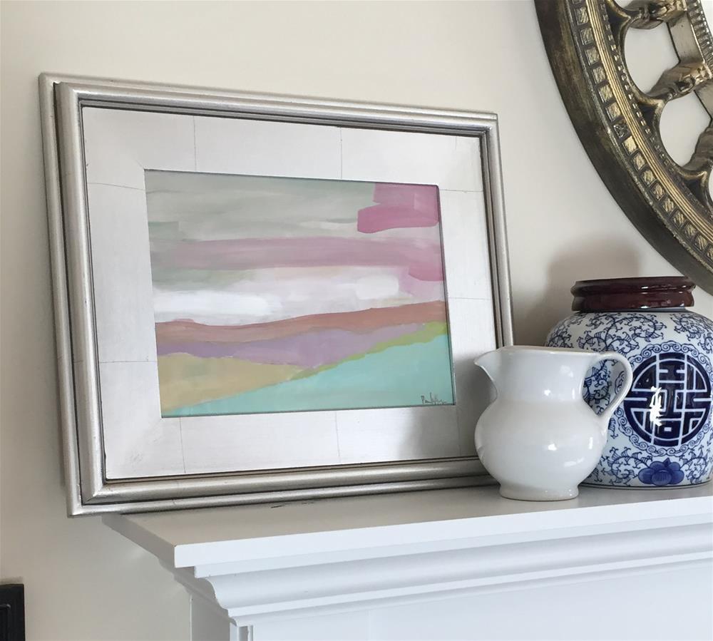 """""""Spring Eve"""" original fine art by Pamela Munger"""