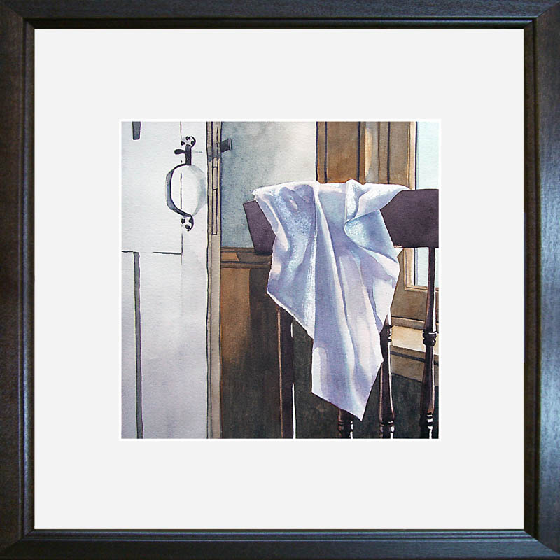 """Draping Cloth"" original fine art by Kara K. Bigda"