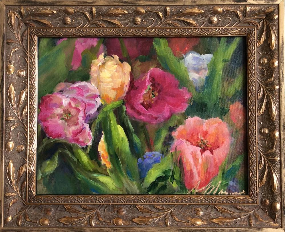 """Classic Beauty"" original fine art by Susie Monzingo"
