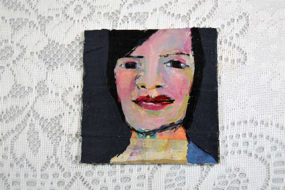 """""""Madeline"""" original fine art by Katie Jeanne Wood"""