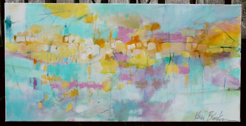 """""""Freyja's Jewels"""" original fine art by Kerri Blackman"""