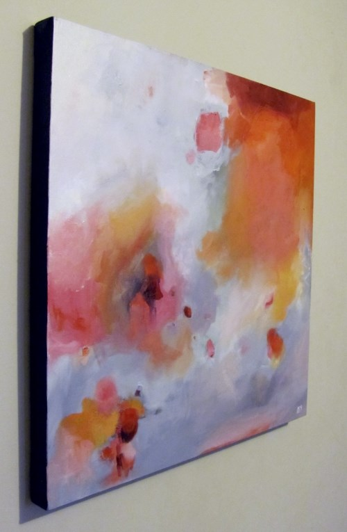 """Reconciling That Dream"" original fine art by ~ces~ Christine E. S. Code"
