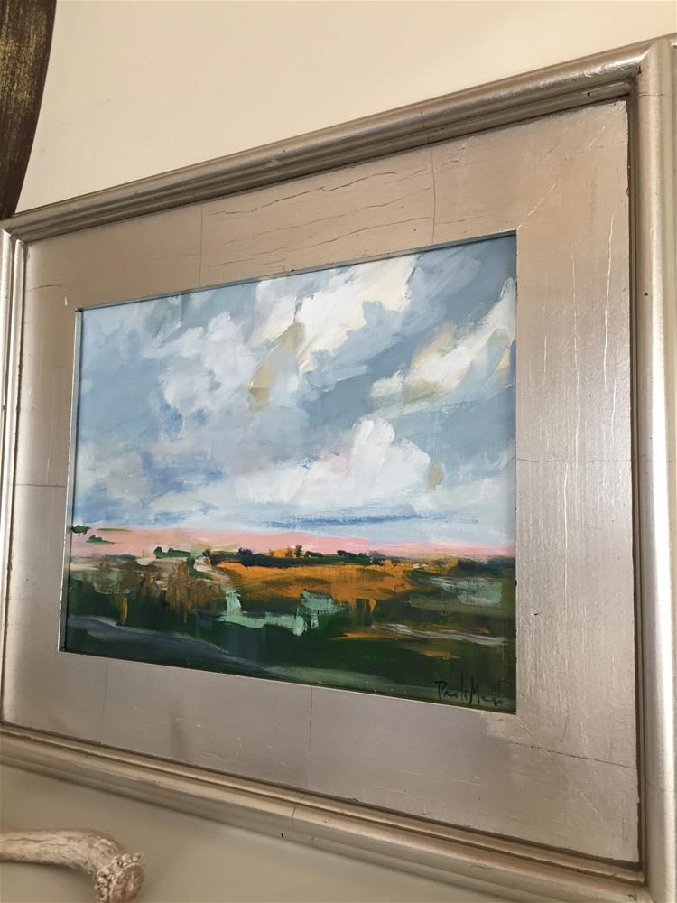 """Westward"" original fine art by Pamela Munger"