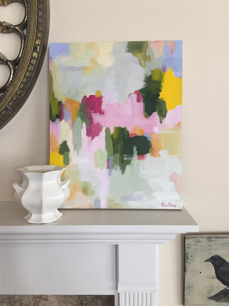 """Height of Spring"" original fine art by Pamela Munger"