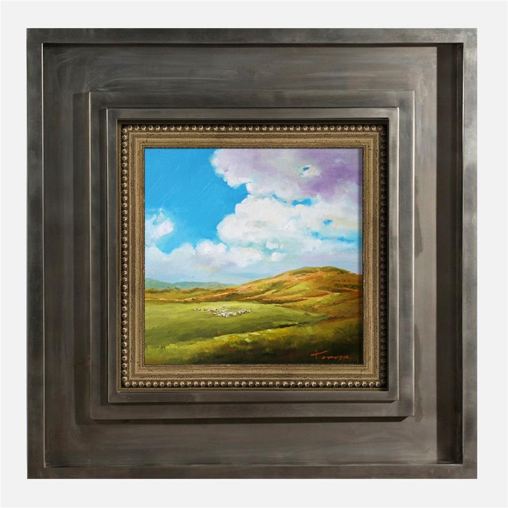 """Landscape-01"" original fine art by Teresa Yoo"