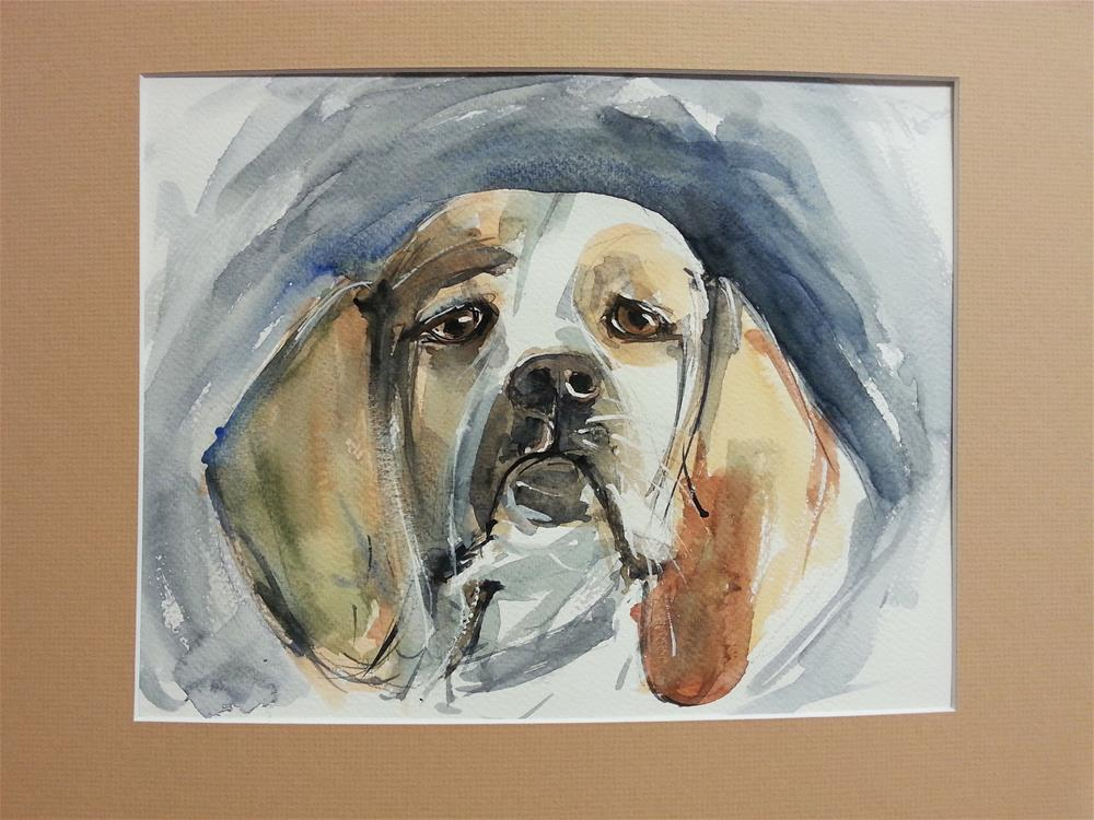 """General"" original fine art by Marlena Czajkowska"