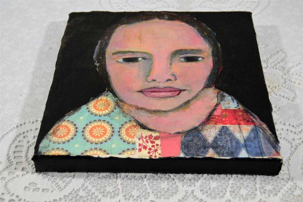 """Troubled Mind"" original fine art by Katie Jeanne Wood"