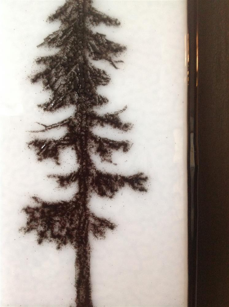 """""""NW Tree #2"""" original fine art by Calloway Meiners"""