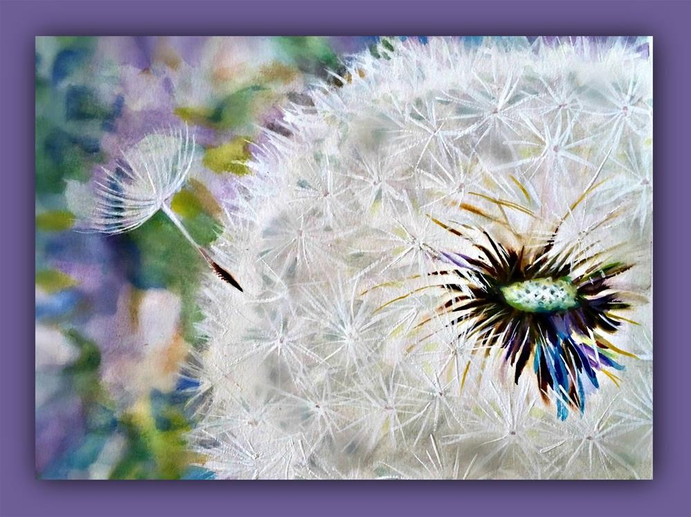 """A Wish 4 U"" original fine art by Dana C"