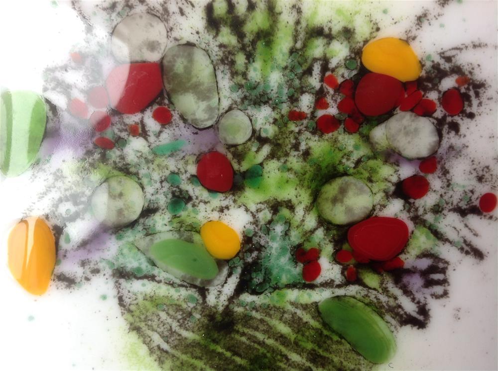 """Evening Bouquet"" original fine art by Calloway Meiners"