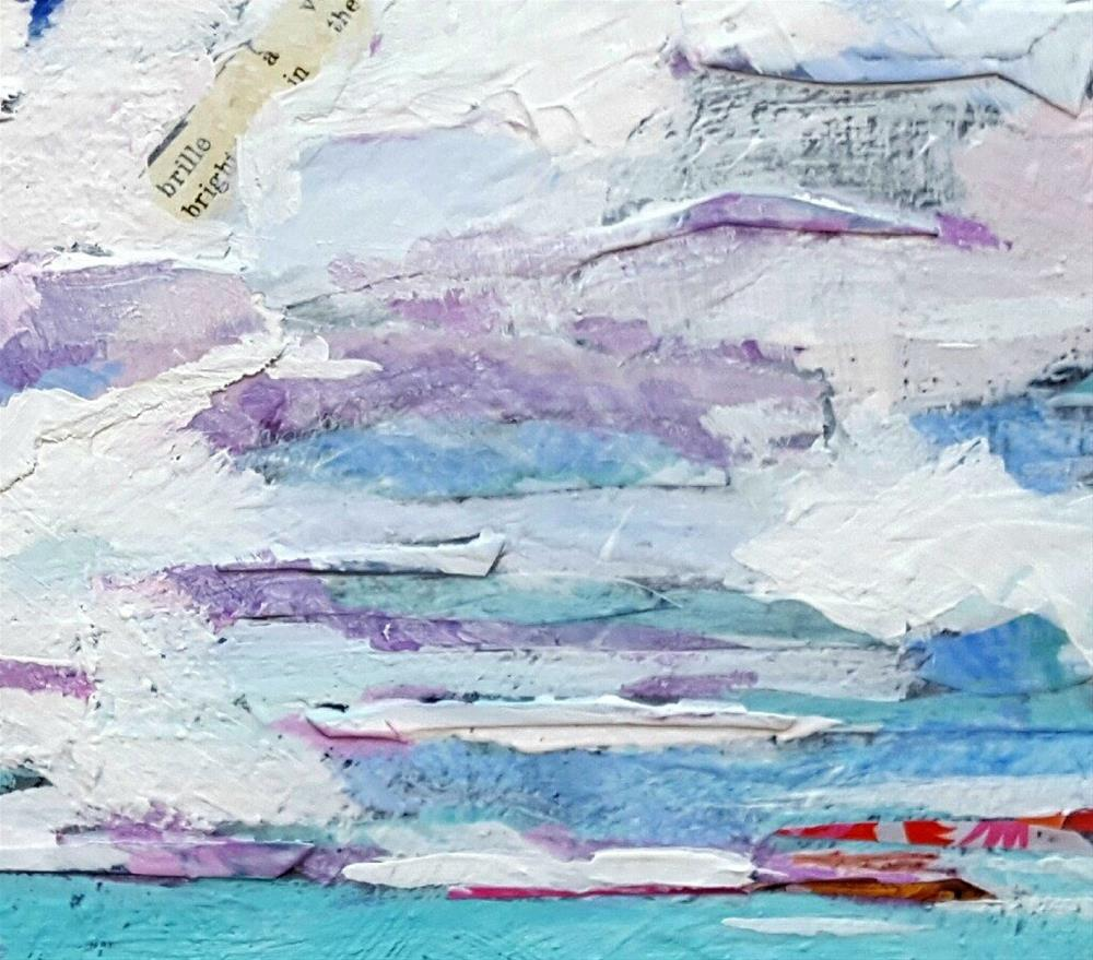 """Road Trip"" original fine art by Cindy Carrillo"