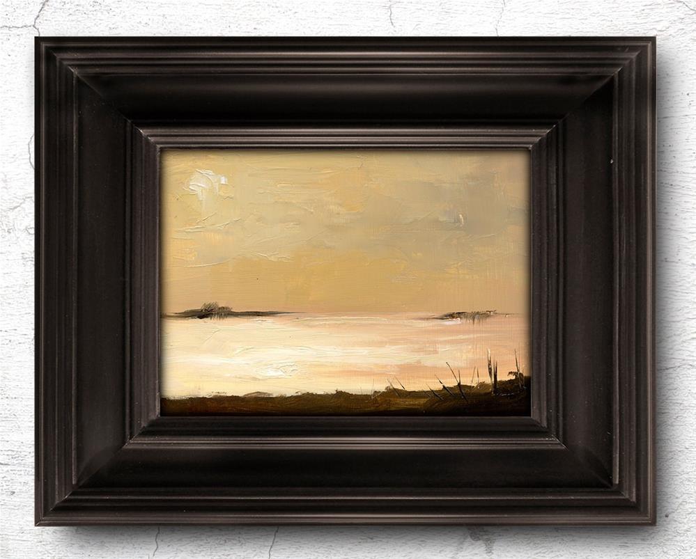 """""""Little landscape Series"""" original fine art by Bruno Monteiro"""