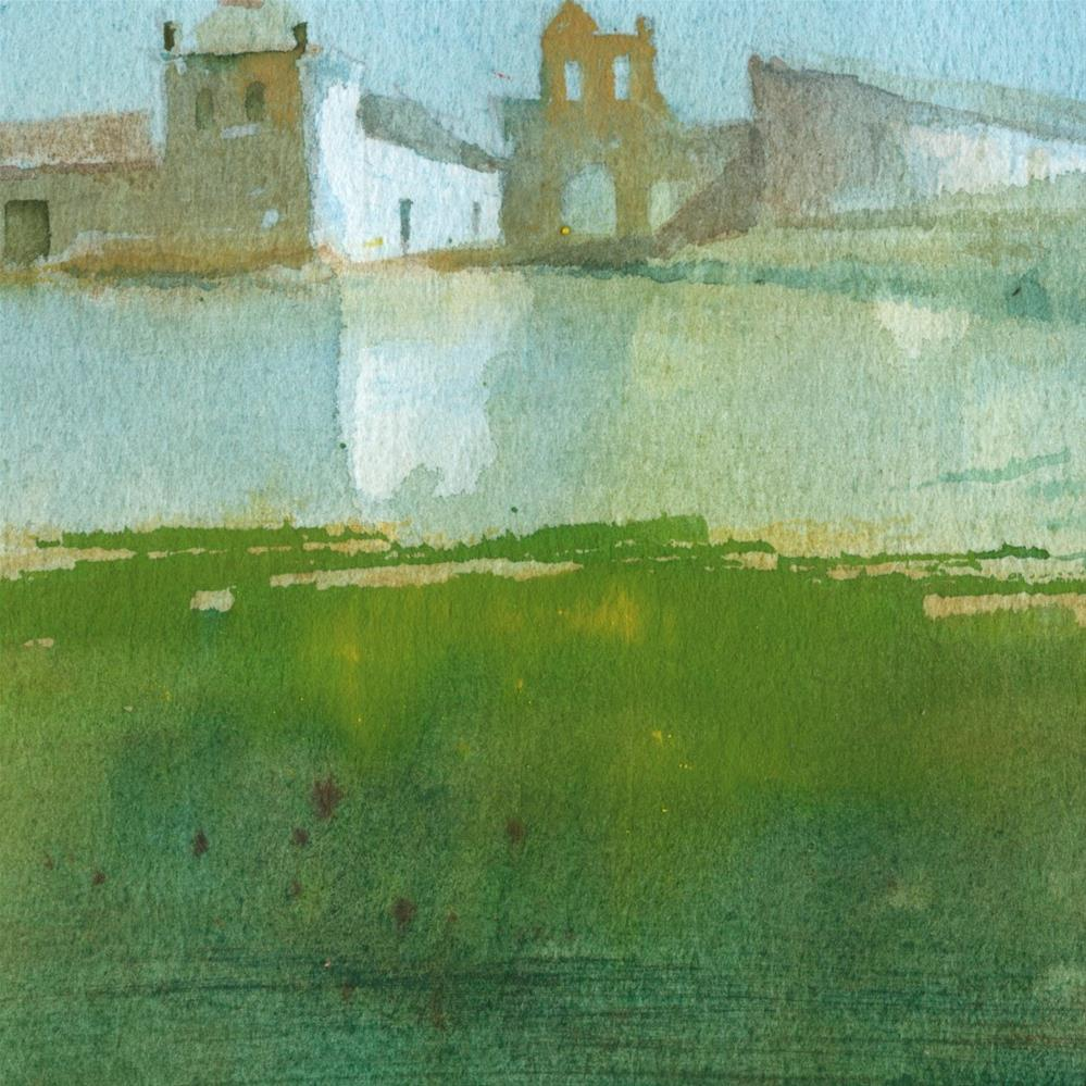 """countryside 6"" original fine art by Emilio López"