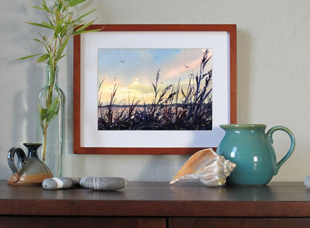 """The Promise of a New Day"" original fine art by Linda Henry"