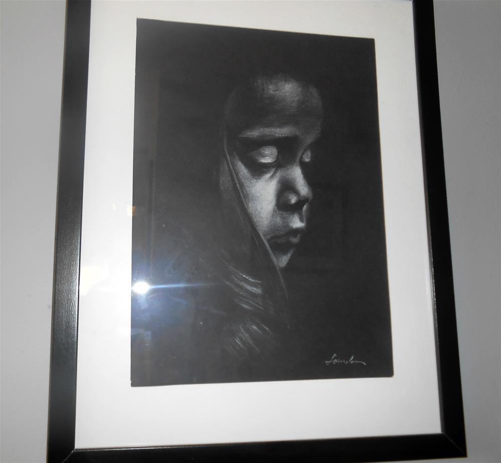 """Remembering"" original fine art by Laura B."
