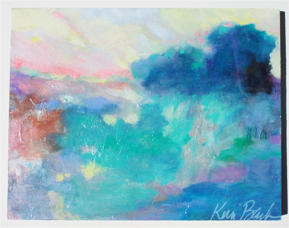 """Morning Air "" original fine art by Kerri Blackman"