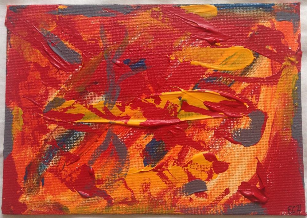 """Whether Weather"" original fine art by Ellis Charles Hoffmeister"