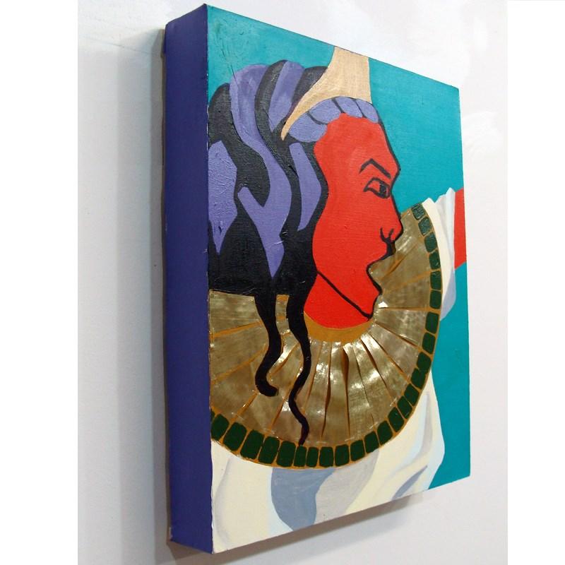 """""""Artmesia"""" original fine art by Bonnie Fillenwarth"""