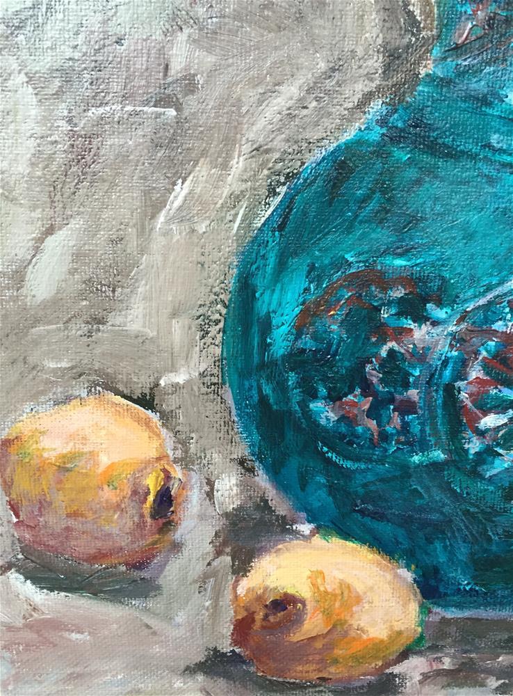 """""""Still Life"""" original fine art by Alina Vidulescu"""