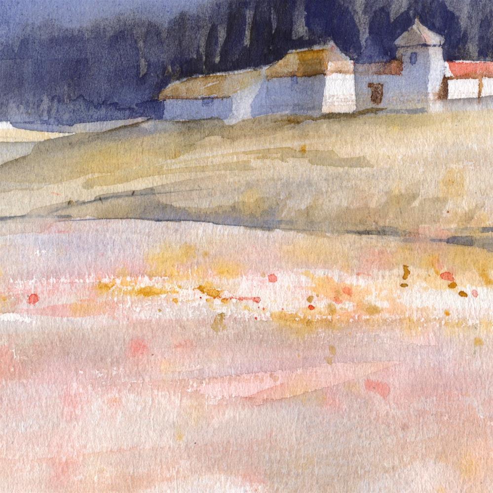 """Seville countryside 4"" original fine art by Emilio López"
