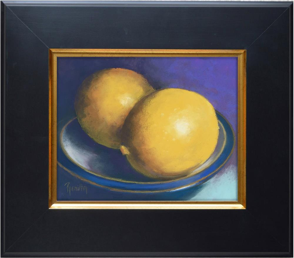 """When Life Gives You Lemons"" original fine art by Pamela Hamilton"