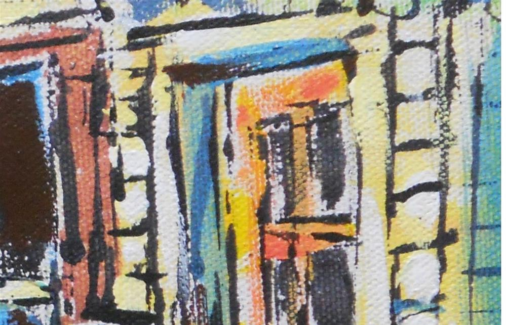 """""""Finding Orange In Shipoke by Larry Lerew 130625"""" original fine art by Larry Lerew"""