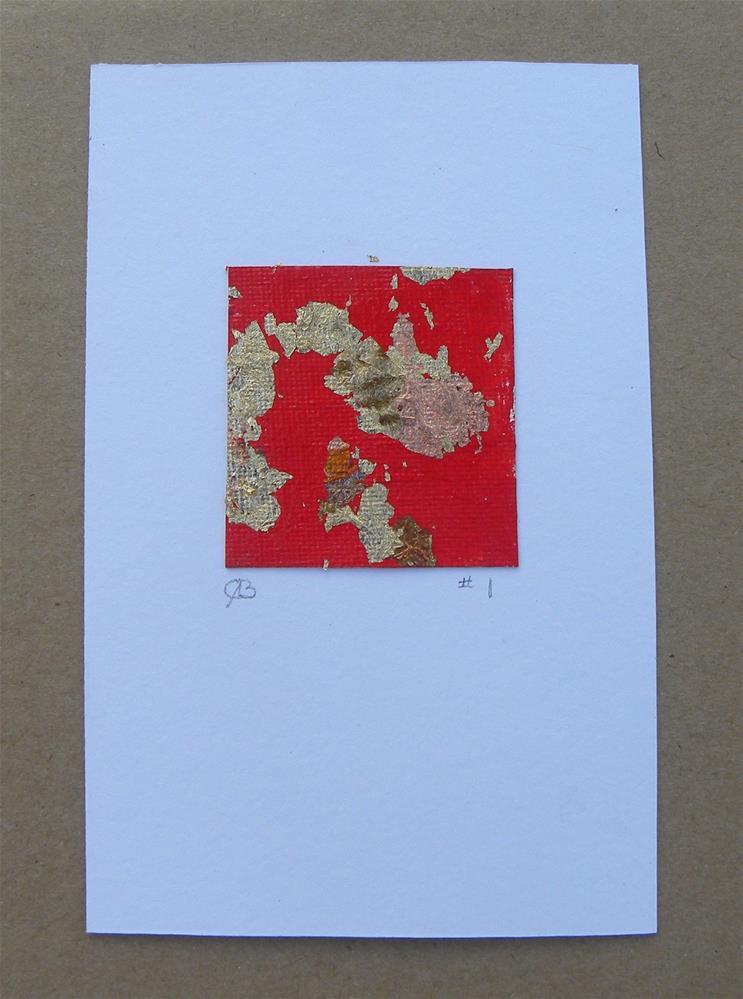 """China Grove"" original fine art by cheryl buhrman"